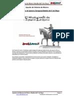 El Modumento de Ignacio Zaragoza-Batalla Del 5 de Mayo en PDF