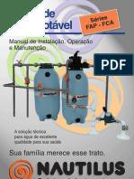 Manual Filtro de Agua Potavel