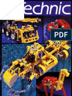 Lego Technic 8891 Idea Book
