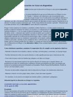 16392040 Marco Legal de La Educacion en Casa en Argentina