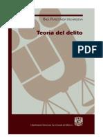 Teoria Del Delito - Raul Plascencia Villanueva