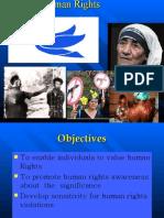 1SEM U.G(Societal),Human Rights.