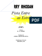 Perry Rhodan - 387 - Pista Entre as Estrelas