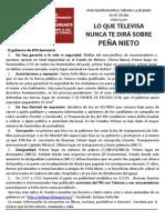 Cartel Informativo Tlaxcala