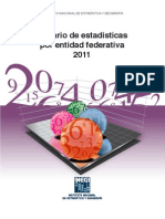 inegi datos 2011