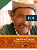 Envejecer en Mexico ESTUDIO