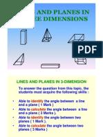 lineplanein3dimensionpwpresentation-090714215014-phpapp01