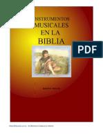 Instrum Musicales Enla Biblia