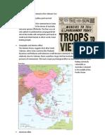 Reasons for Australia%27s Involvement in the Vietnam War