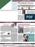Central Newsletter Feb 2012