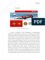 96016729 Introduction to Air Asia