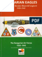 Hungarian Eagles the Hungarian Air Forces 1920-1945