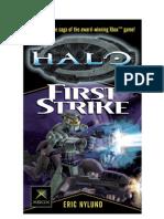 Halo- First Strike