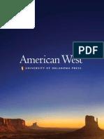 American West Catalog