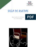 1 Clase Silla de Ruedas