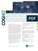 Integrated Market Research