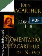 John McArthur - Comentarios a Romanos
