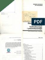 Elementy napędu i sterowania hydraulicznego i pneumatycznego - Z.Szydelski