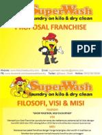 Proposal Penawaran Kerjasama Waralaba SuperWash Laundry
