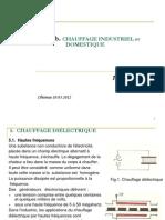 Cursul 4b . 6.03.10 Chauffage Dielectrique (2)