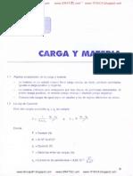 Cap 1 Carga y Materia