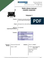 Static Metallic Manual - Mts004
