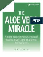 Aloe Vera Miracle