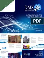 DMX LED Displays Catalogue 2009