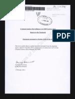 Covert Surveillance Report 2009-2010