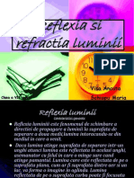 30930690 Reflexia Si Refractia Luminii