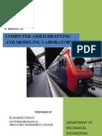 CADD Manual Editing