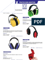Proteccion auditiva