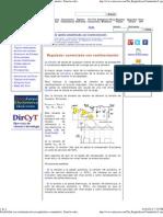 Estabilidad con realimentación en reguladores conmutados. Tensión referencia, ciclo de servicio _ Electrónica Unicrom