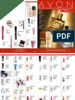 97704860 AVON Oferta Pentru Reprezentanti C11 2012
