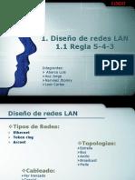 Redes II - Diseño de redes LAN_Regla 543