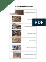 Estruturas sedimentares