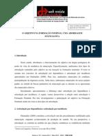 Dias (2011) O adjetivo na formação nominal- uma abordagem enunciativa