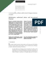 globalización y lengua
