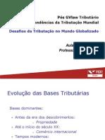 1 - Globalização e Tributos