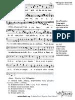 Latin Mass - Vidi Aquam