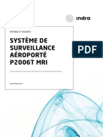 Avion Surveillance Frontière Martimie - Indra P2006T_MRI
