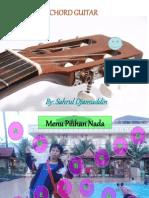 Acord Gitarku Presentasi