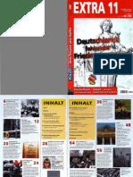 EXTRA 11, Nr. 312 - 2012.01 - Deutschlands Fehlender Frieden