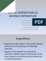 Capital vs Revenue Exp.....Point Presentation
