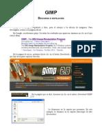 Gimp - descarga e instalación