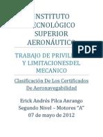 ALFABETO AERONÁUTICO