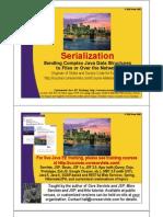 18 Serialization