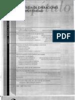 Cap II - Administracion de la Produccion y Operaciones Ventaja Competitiva Opt