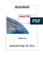 2011 Tutorial AutoCAD MAP 2011