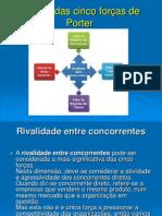 modelo das cinco forças de porter - Microsoft